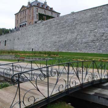 Agua nos projets parc du ch teau de bomal for Garage des remparts etampes