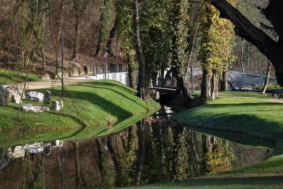 Agua nos projets parc du ch teau de bomal for Garage du parc